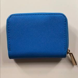 Small blue wallet. A New day (Target brand)